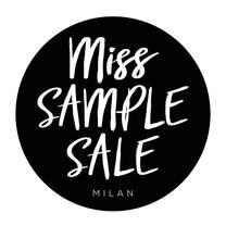 Miss Sample Sale​